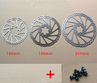 1pc Brand New AVID G3CS G3 Brake Rotors 160/180/203mm Disc 12 Blots BB5/BB7 MTB