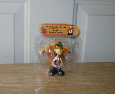 One Solar Dancing Turkey - Works with Sunlight or Artificial Light