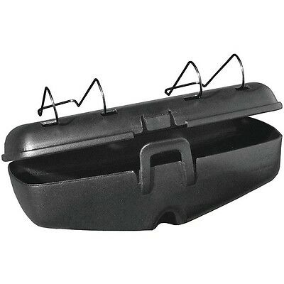 Rubbermaid RBRM334120 Hard Plastic Sunglasses Case Holder