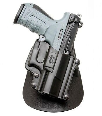 Fobus WP22BH Walther P22 Black Belt Holster