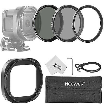 Neewer 52MM Filter Kit for GoPro Hero 4 Session