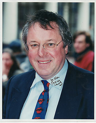 RICHARD WHITELEY 'COUNTDOWN' HAND SIGNED AUTOGRAPHED 8x10 PHOTO