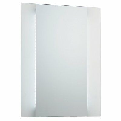 Endon Tyndall Illuminated 450mm x 600mm LED BackLit Bathroom Wall Mirror IP44