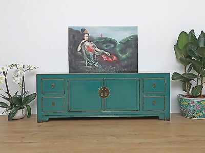 Chinese sideboard solid wood TV table chest of drawers 150x55x40