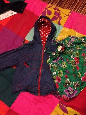 Lovely Set Jacket And Top Size:3-4Y