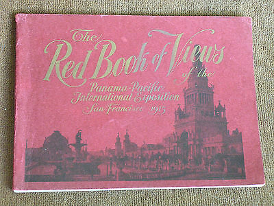The Red Book of Views/Panama-Pacific International Exposition San Francisco 1915