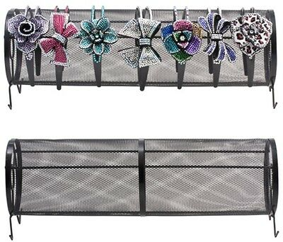 Store Display NEW WIRE MESH HEADBAND DISPLAY SLATWALL, PEGBOARD, OR COUNTERS
