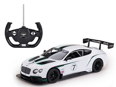 bentley continental gt3 1 14 lizenz modellauto rc. Black Bedroom Furniture Sets. Home Design Ideas