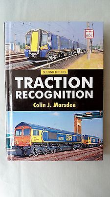BOOK - IAN ALLAN TRACTION RECOGNITION 2nd EDITION 2011 COLIN MARSDEN BR DIESELS