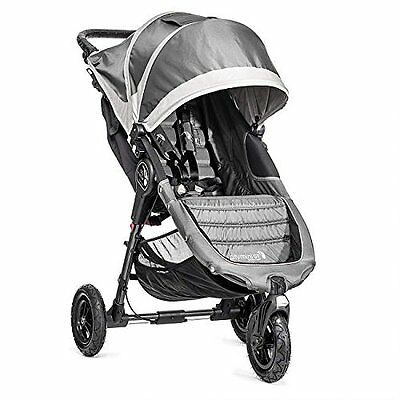Baby Jogger City Mini GT Stroller- Steel Grey - Brand New! Free Shipping!