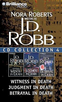 In Death: J. D. Robb Collection : Witness in Death; Judgment in Death;...