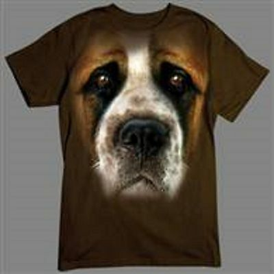 Saint Bernard Mens Tank Top Size Small to X Large Pick Your Size