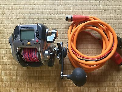 Shimano Plays 1000 Sh Electric Reel Like New Condition