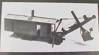 O SCALE On3/On30 DURANGO PRESS MARION STEAM SHOVEL MODEL 40 OR D&RGW OQ KIT NEAT