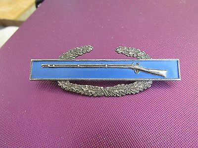 Sterling WWII Combat Infantry Badge