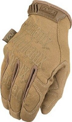Mechanix Wear MG-72-008 Men's Coyote The Original Gloves TPR - Size Small