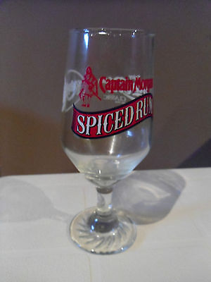Captain Morgan's-Spiced Rum-Coca Cola-Kelsey's Cocktail Glass.