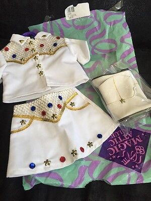 Magic Attic Club Doll Cowgirl Outfit 6305 NEW Rhinestones HTF With Cowgirl Boots