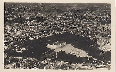Post Card - Oslo / air photo
