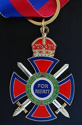 The Order Of Merit / Medals