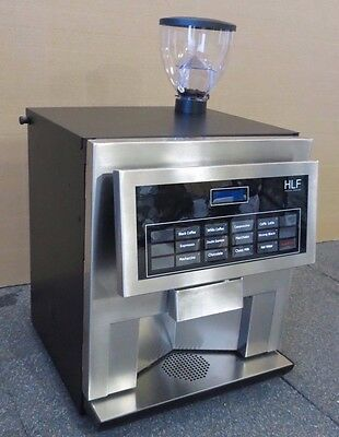 HLF 3600 Bean To Cup 3600i Commercial Coffee Cappuccino Espresso Machine