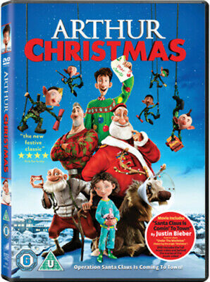 Arthur Christmas DVD (2013) Sarah Smith cert U Expertly Refurbished Product