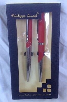 Philippe Amiel Ball and Roller Pen Collection Set, DD