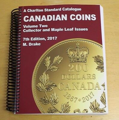 2017 Canadian Coins Vol 2 Collector & Maple Leaf