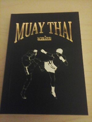 Rare Authentic Muay Thai Book Muay Ideal for Thai Boxing Kickboxing MMA