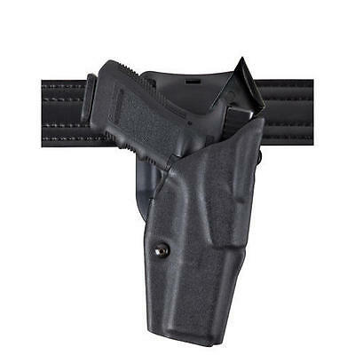 Safariland 6390-83-131 Black STX Tactical RH Duty Holster For Glock 17 22