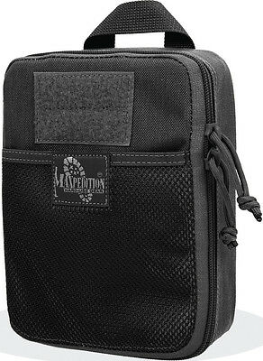 "Maxpedition MX266B Beefy Pocket Organizer Overall Size 6"" Wide X 8"" High X 2.5"""