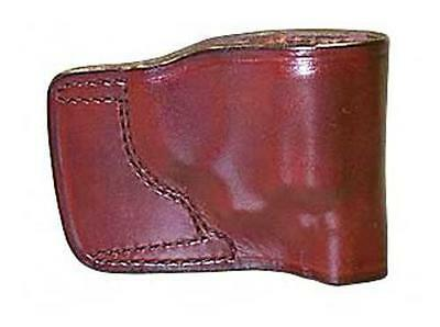 Don Hume JIT Slide Holster Right Hand Brown Ruger SP101 J983800R