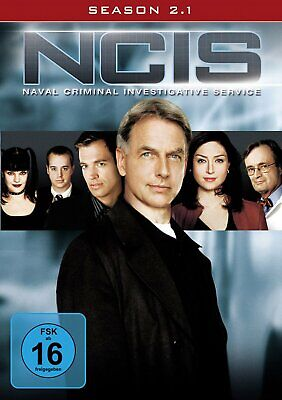 NCIS - Navy CIS - Season/Staffel 2.1 # 3-DVD-BOX-NEU