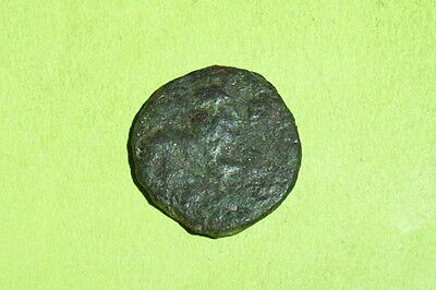 Ancient GREEK COIN lion IONIA MILETUS 250-190 BC apollo mythology antique old