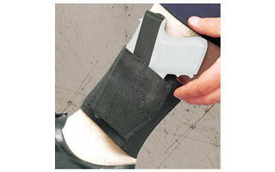 Desantis 062 Apache Ankle Holster LH Black For Glock 26 27 Walther PPS/PK380