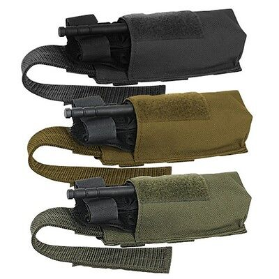Voodoo Tactical 20-1217004000 Tourniquet Pouch Medical Shears Slot OD Green