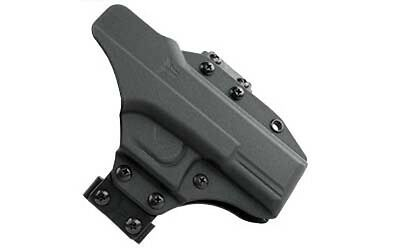 Blade Tech BTHOLX0107TESWMPBLKP1 Total Eclipse Black Holster For MP 9/40/45 Ambi