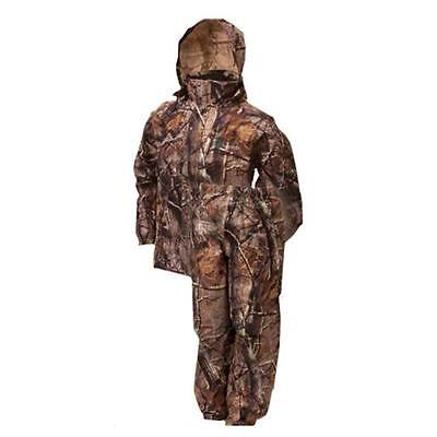 Frogg Toggs AS1310-54LG AllSport Suit Realtree Camo Large