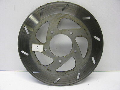 Piaggio NRG MC3 Front Brake Disc #2