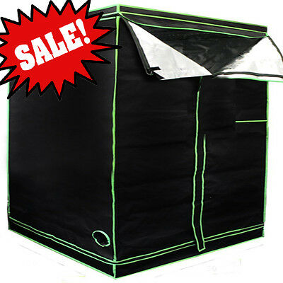 Hydroponics Grow Room Tent 120x240x200 indoor growing light kit SALE!!!