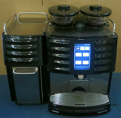 Schaerer Coffee Art Plus Fully Automatic Bean to Cup Coffee Espresso Machine