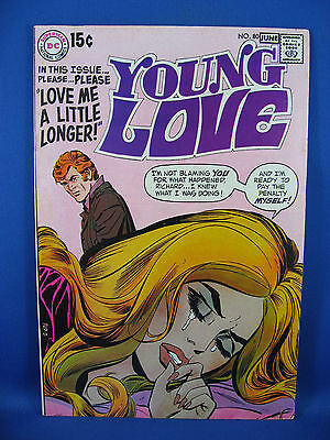 Young Love 80 Vf 1970