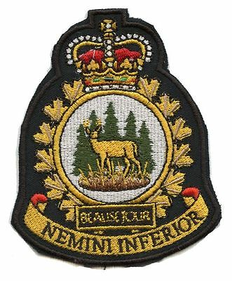 CFS Beausejour Badge Patch