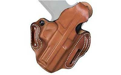 "Desantis 001 Thumb Break Scabbard Belt Holster RH Tan S&W N Frame 3"" 001TA43Z0"