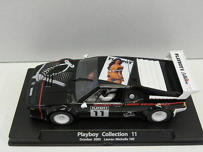 Fly 99096 Slot Car BMW M1 Playboy Collection 11 October 2003 L.Michelle Hill