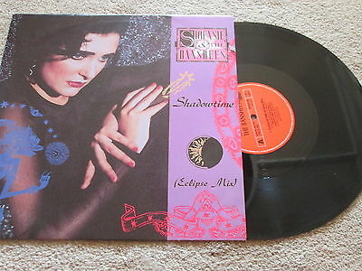 """Siouxsie & The Banshees - Shadowtime - 3 Track 12"""" Ep"""