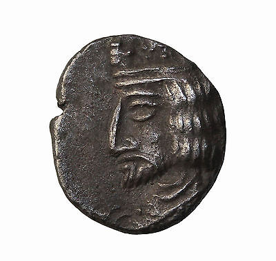 Kings Of Persis 50-100 AD AR 1/2 Drachm Ancient Greek Silver Coin Alram-621