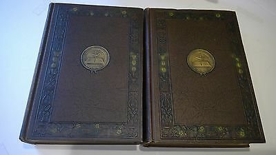 Encyclopaedia Of Freemasonry & Its Kindred Sciences Albert Mackey 2 Vol  F&am