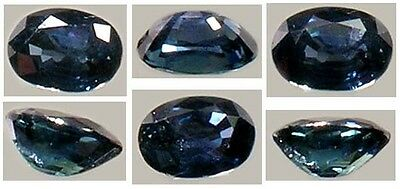 19thC Antique 1¼ct Sapphire Medieval Gem Saturn Agriculture Justice Strength God