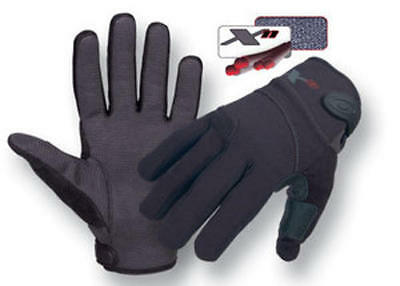 Hatch SGX11 Street Guard Search Cut Resistant Gloves with X13 Liner Size Medium
